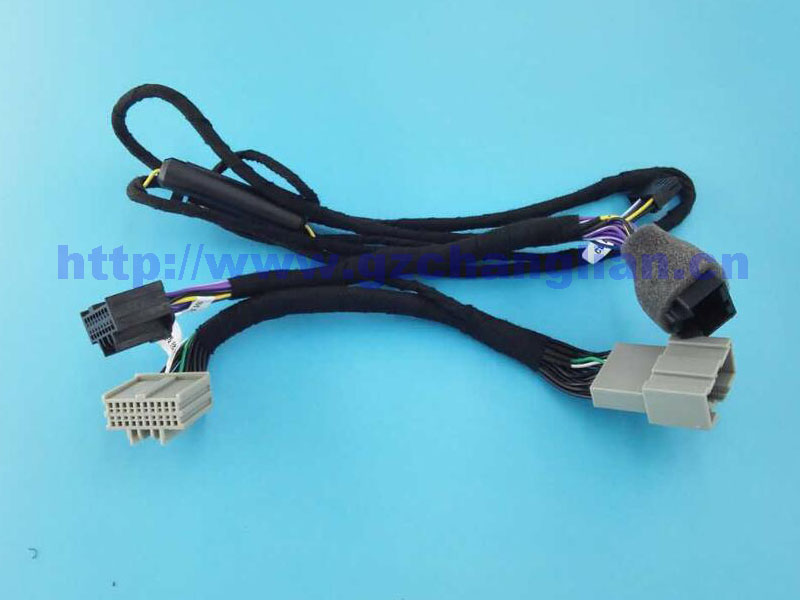 Automotive Wiring Harness Materials - Wiring Diagram & Fuse Box •
