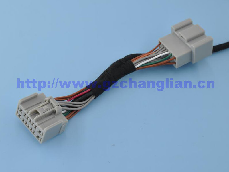 Automotive Wiring Harness Materials - Data Wiring Diagrams •