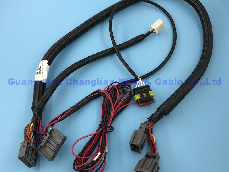 Stupendous Guangzhou Changlian Wire Cable Co Ltd Wire Harness Wiring Wiring Digital Resources Cettecompassionincorg