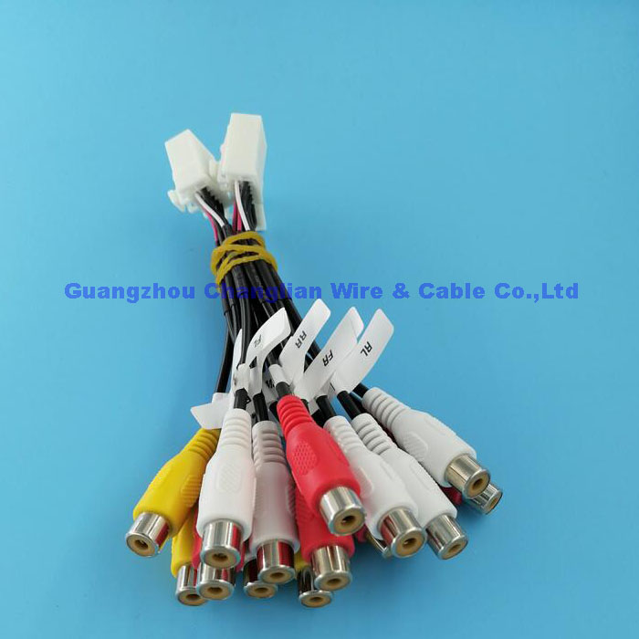 Guangzhou changlian wire cable co ltd harness